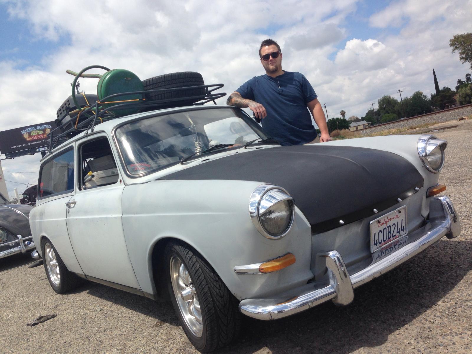 Deutschlanders Fresno VW Club.