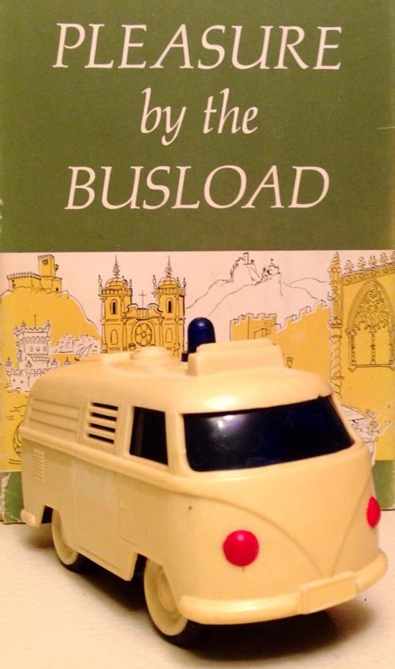 Unidentified Plastic Friction Bus Ambulance