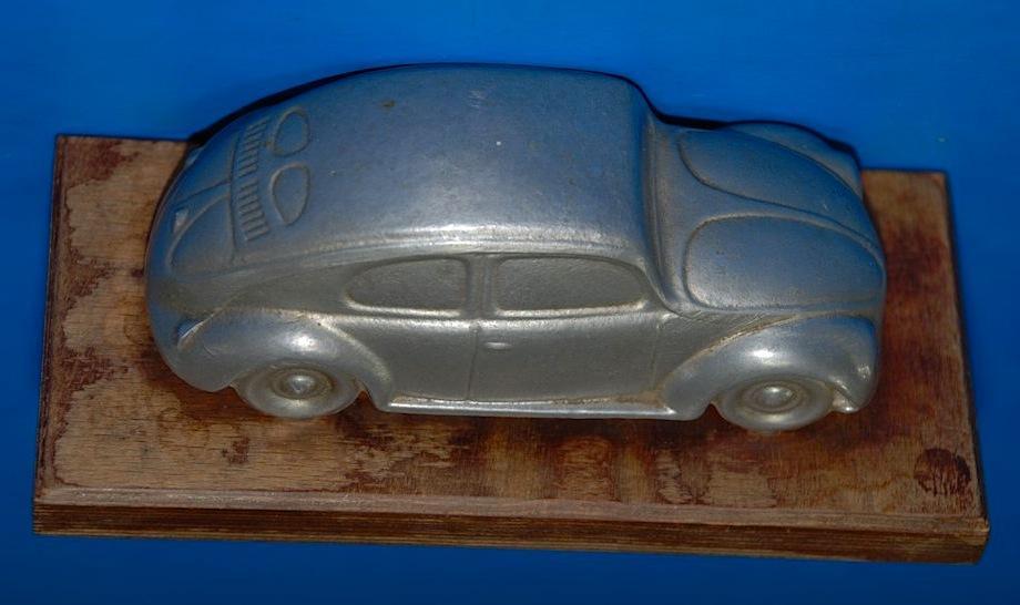 Cast Aluminum Splitwindow Model Wolfsburg 1947+