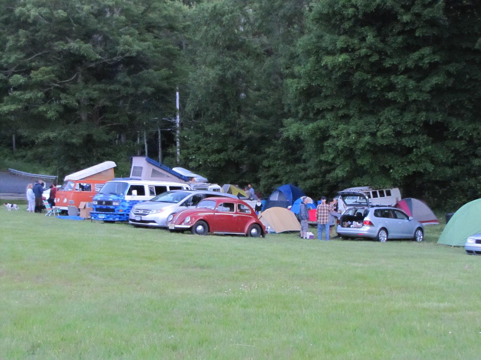 Litchfield camping