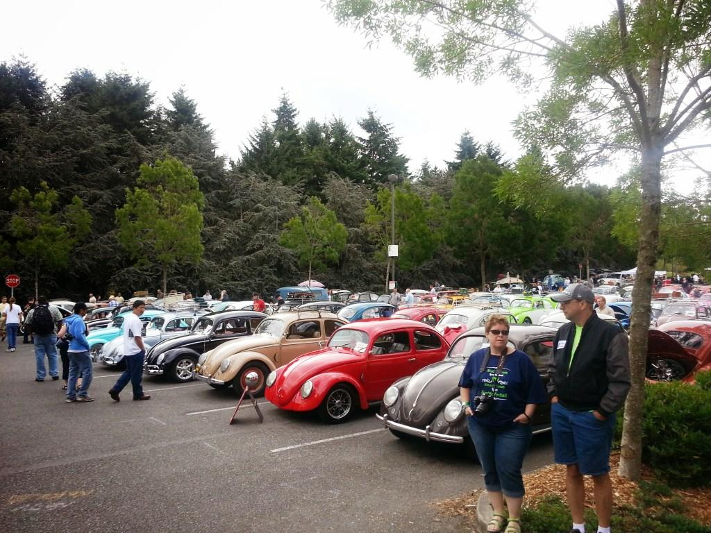 Seattle Vintage Meet 2014
