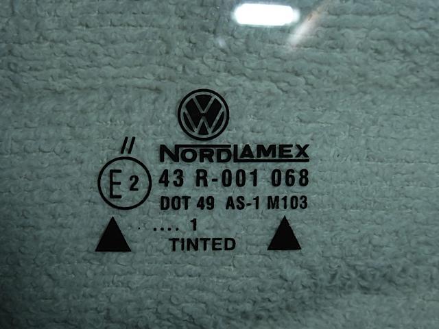 VW dealer Windshield Logo- 2013