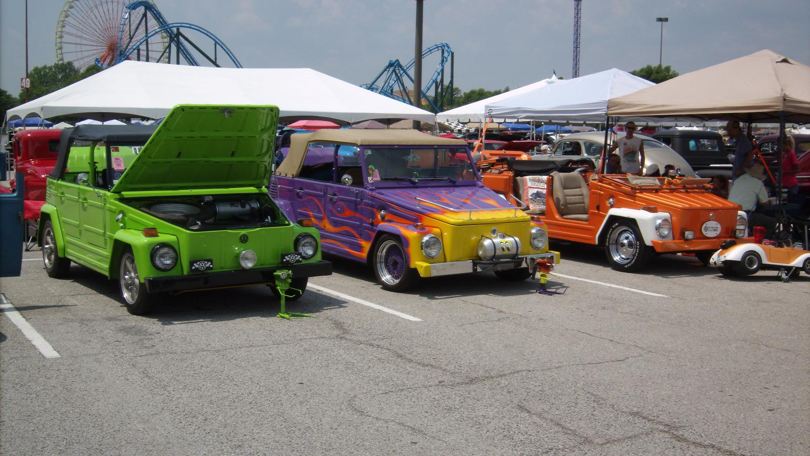 TheSambacom ThingType View Topic A Car Show In - Car show louisville ky