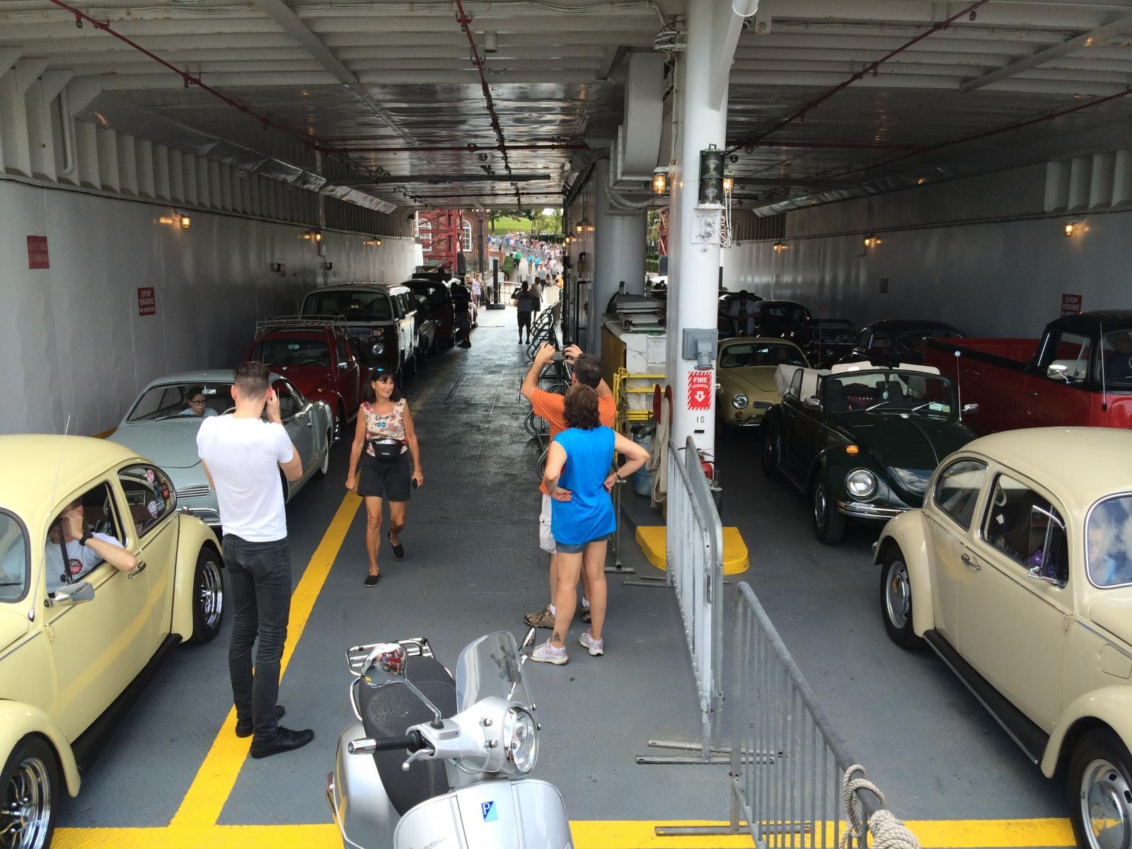 NYC Traffic Jam