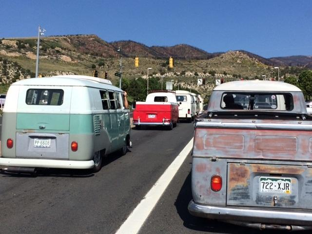 Busses at the Brewery 2014