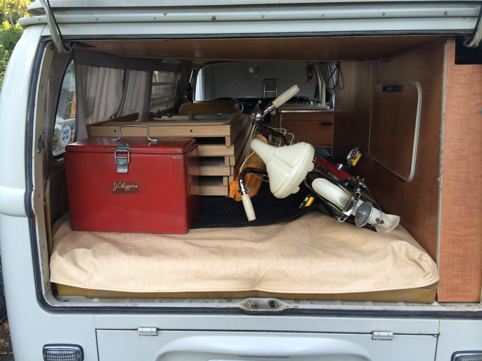 '70 Camper loaded up for the AACG