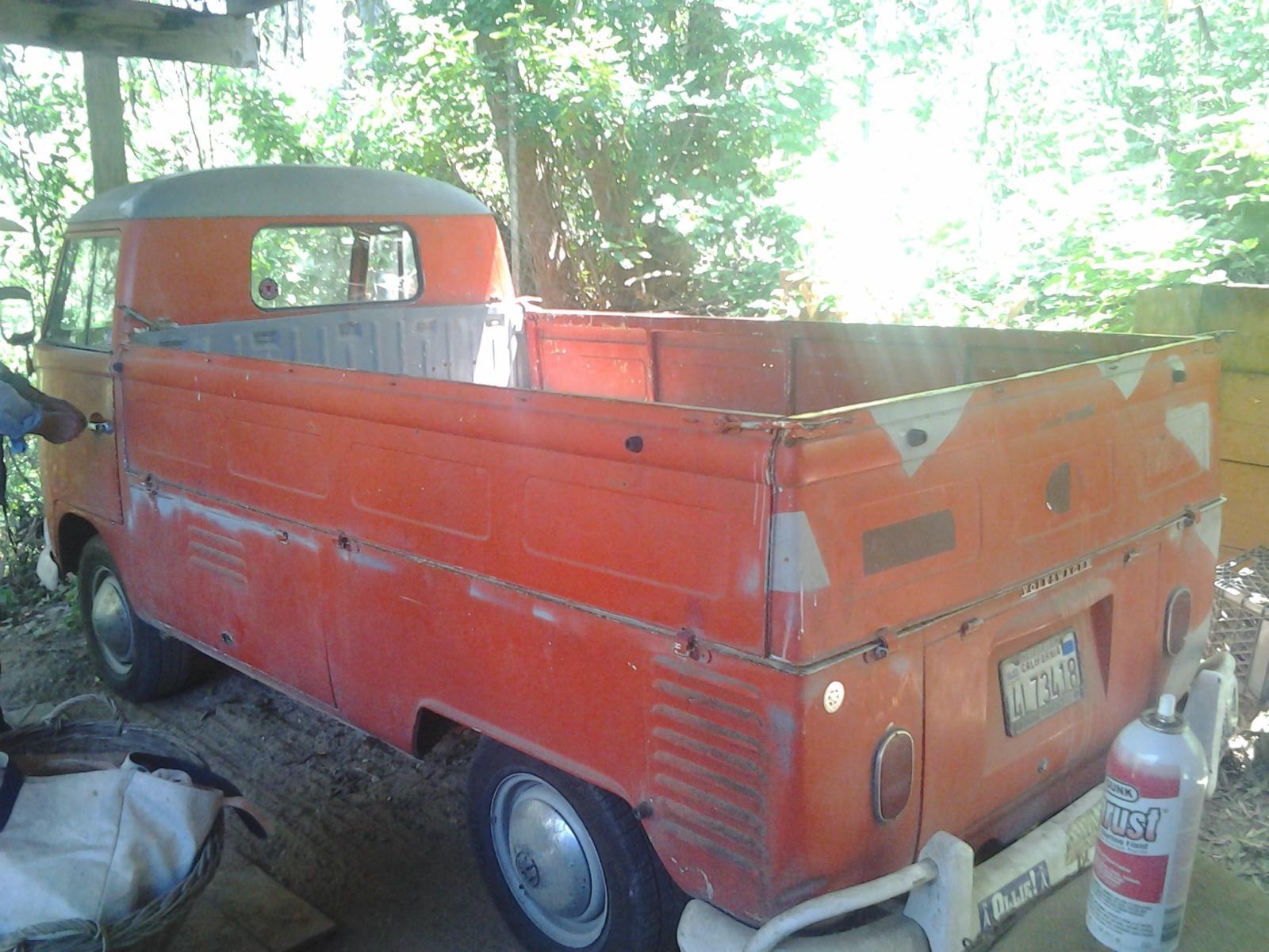 1965 single cab Malibu CA