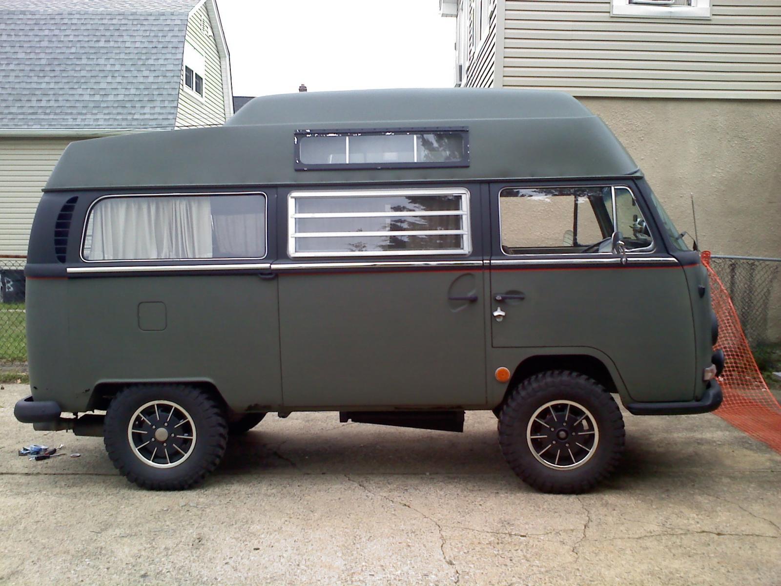 TheSamba com :: Bay Window Bus - View topic - Lifted bus specs