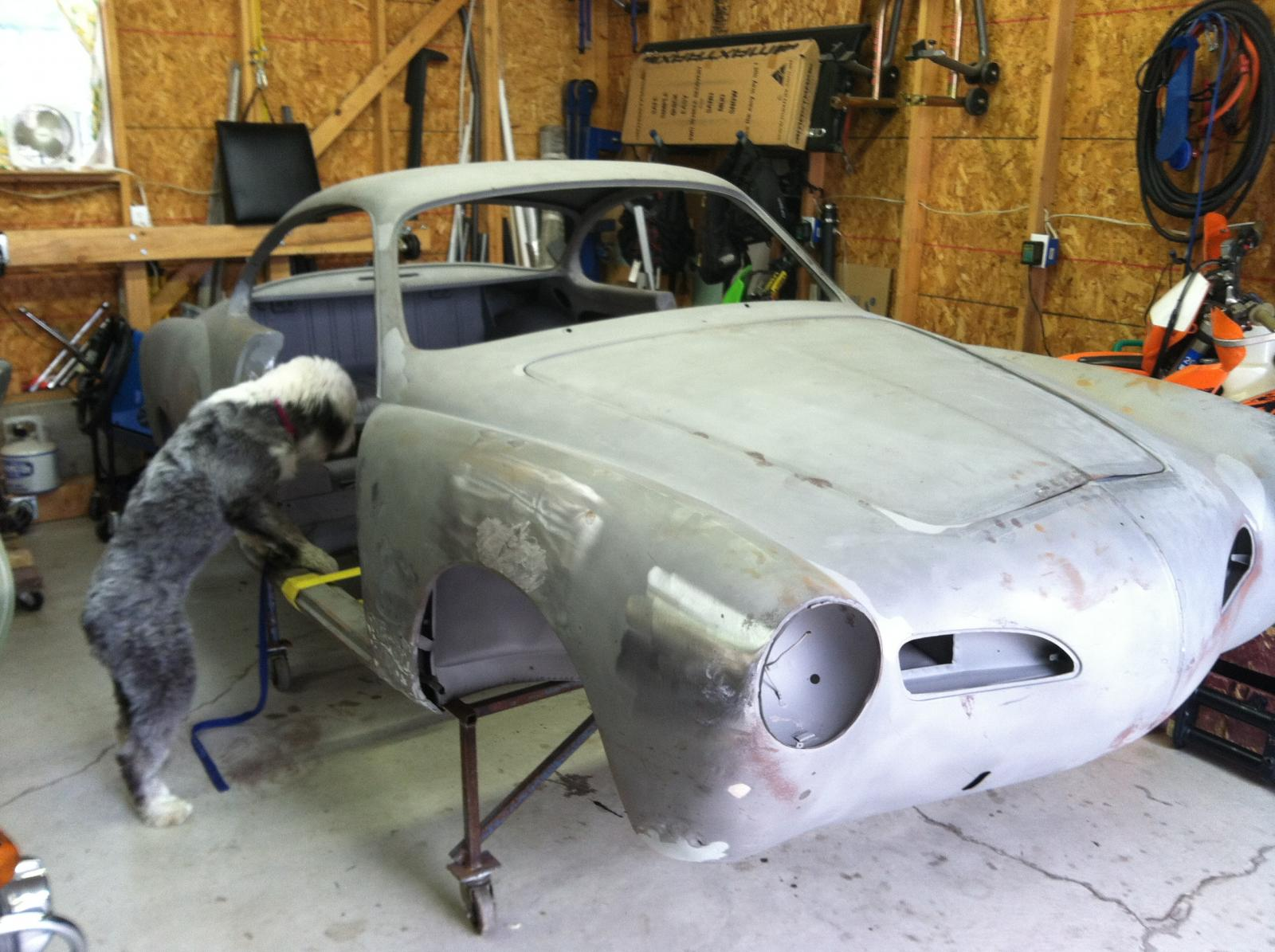 thesamba com ghia view topic 1960 karmann ghia restoration image have been reduced in size click image to view fullscreen