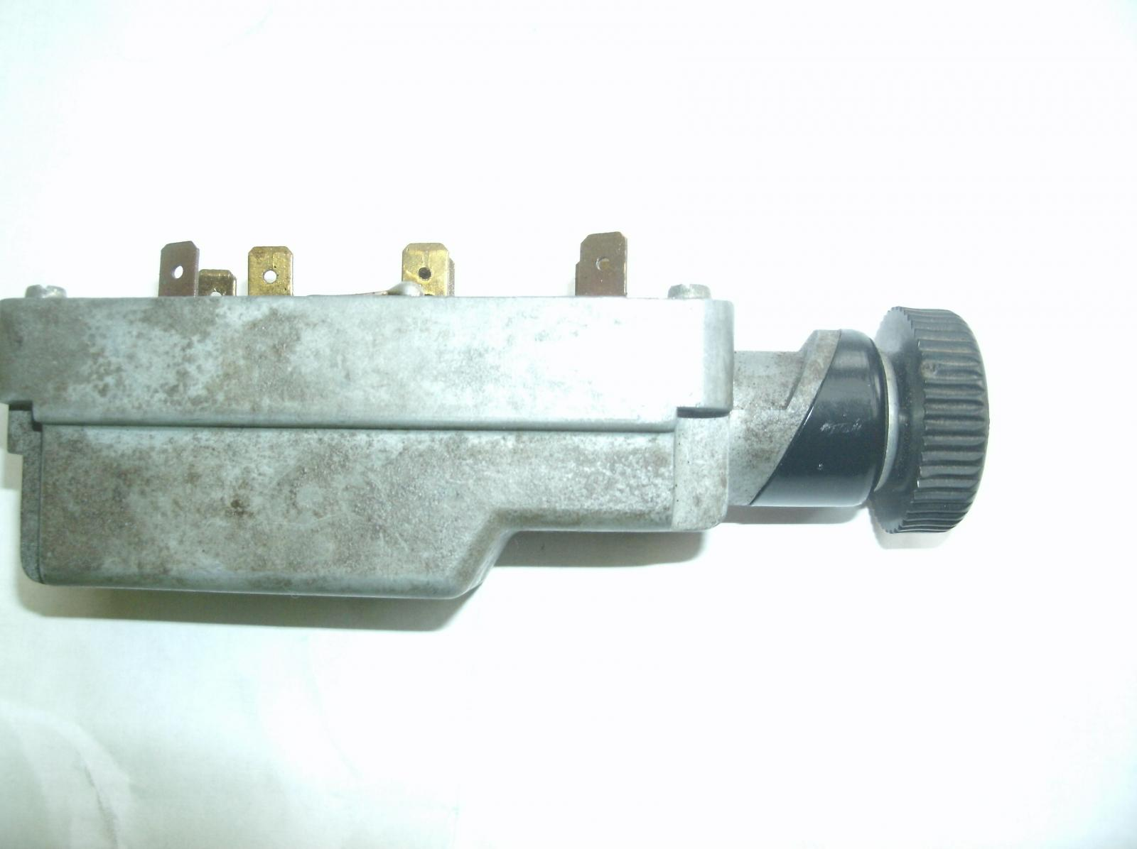 Early bay heater switch