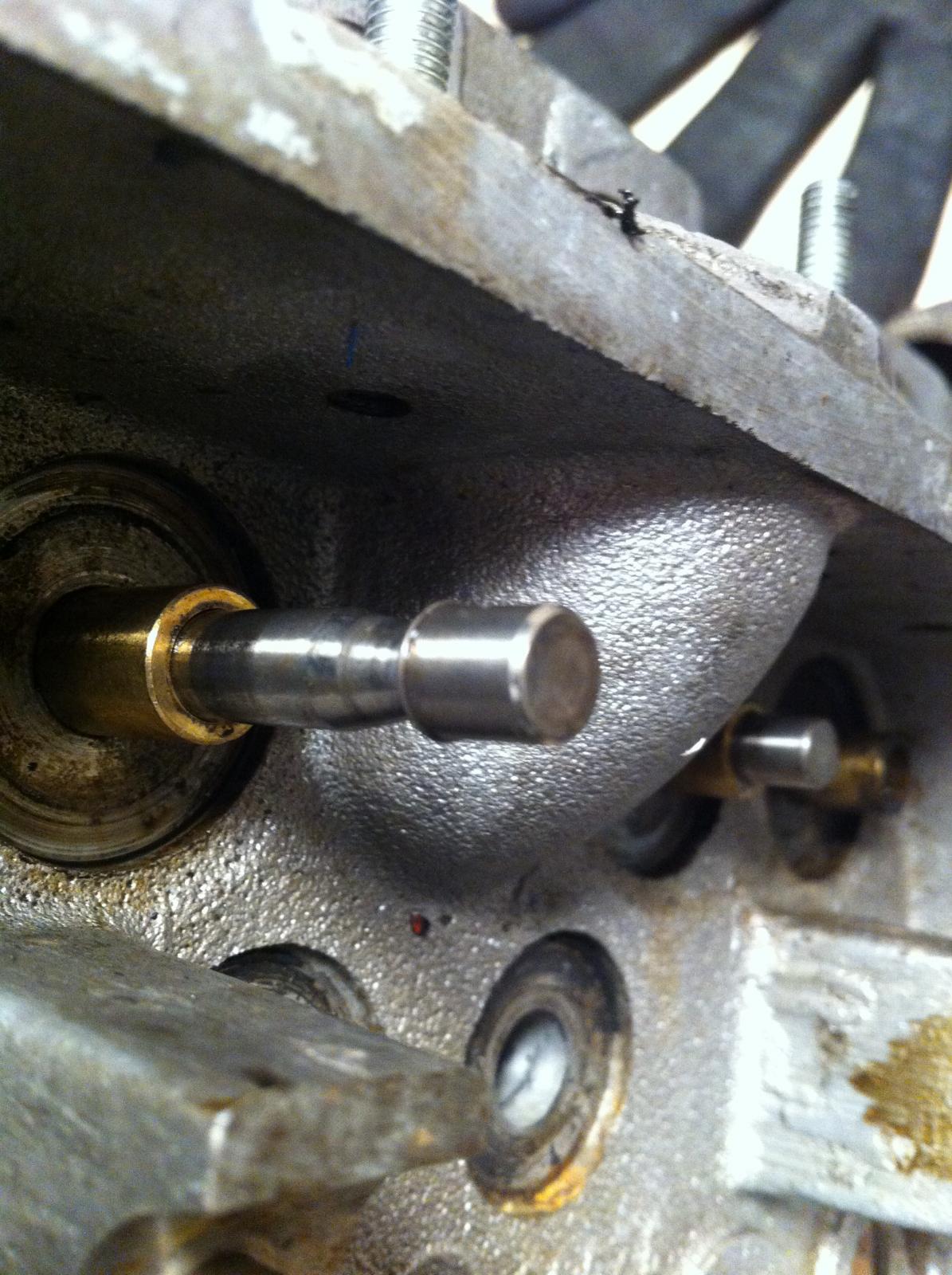 """""""Okrasa"""" inlet valves gone bad"""
