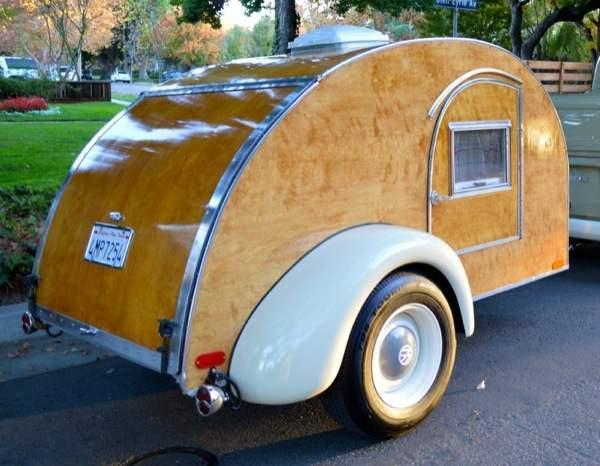 TearDrop & Single Cab from San Jose