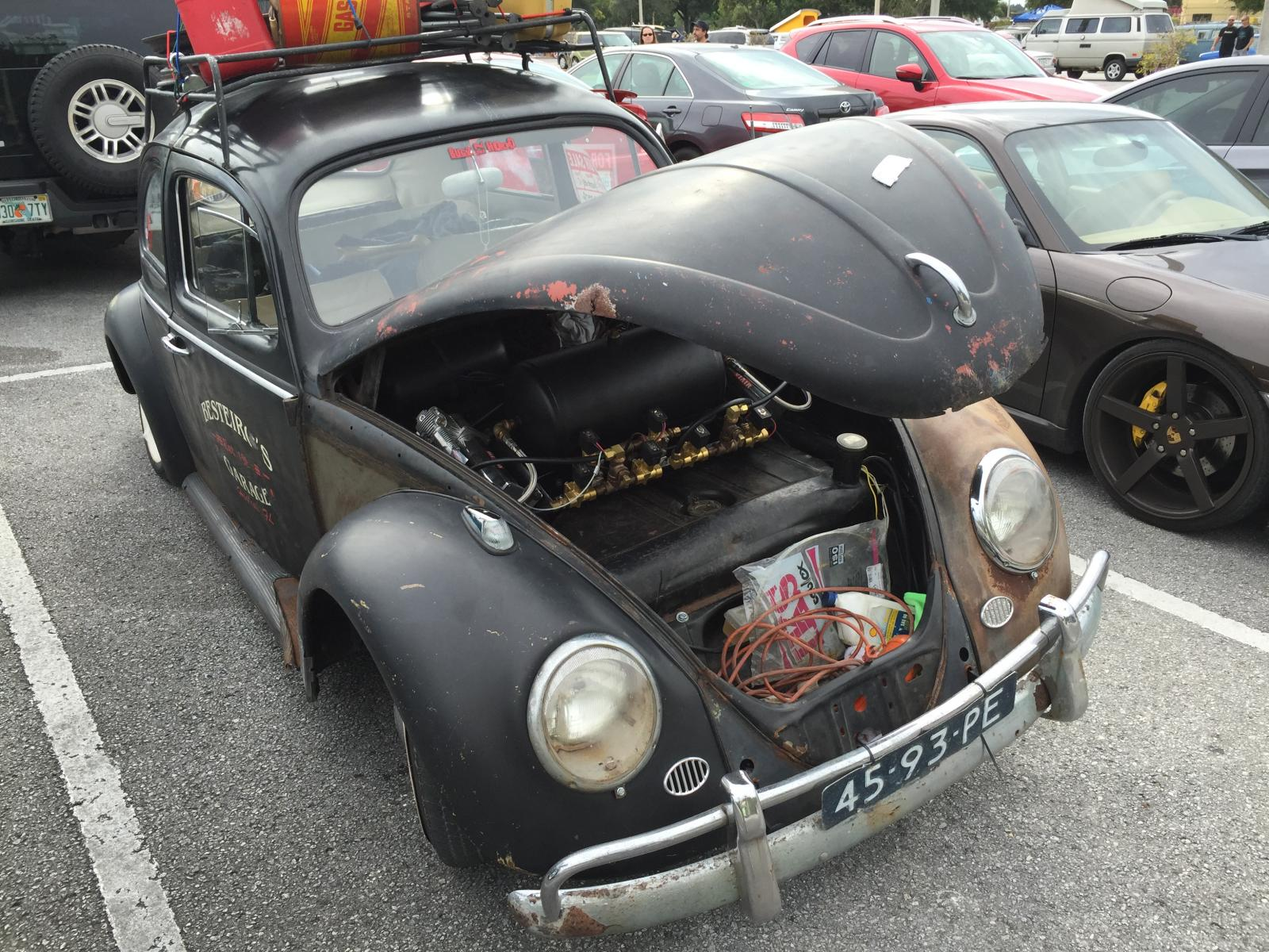 Besteiro's garage '60