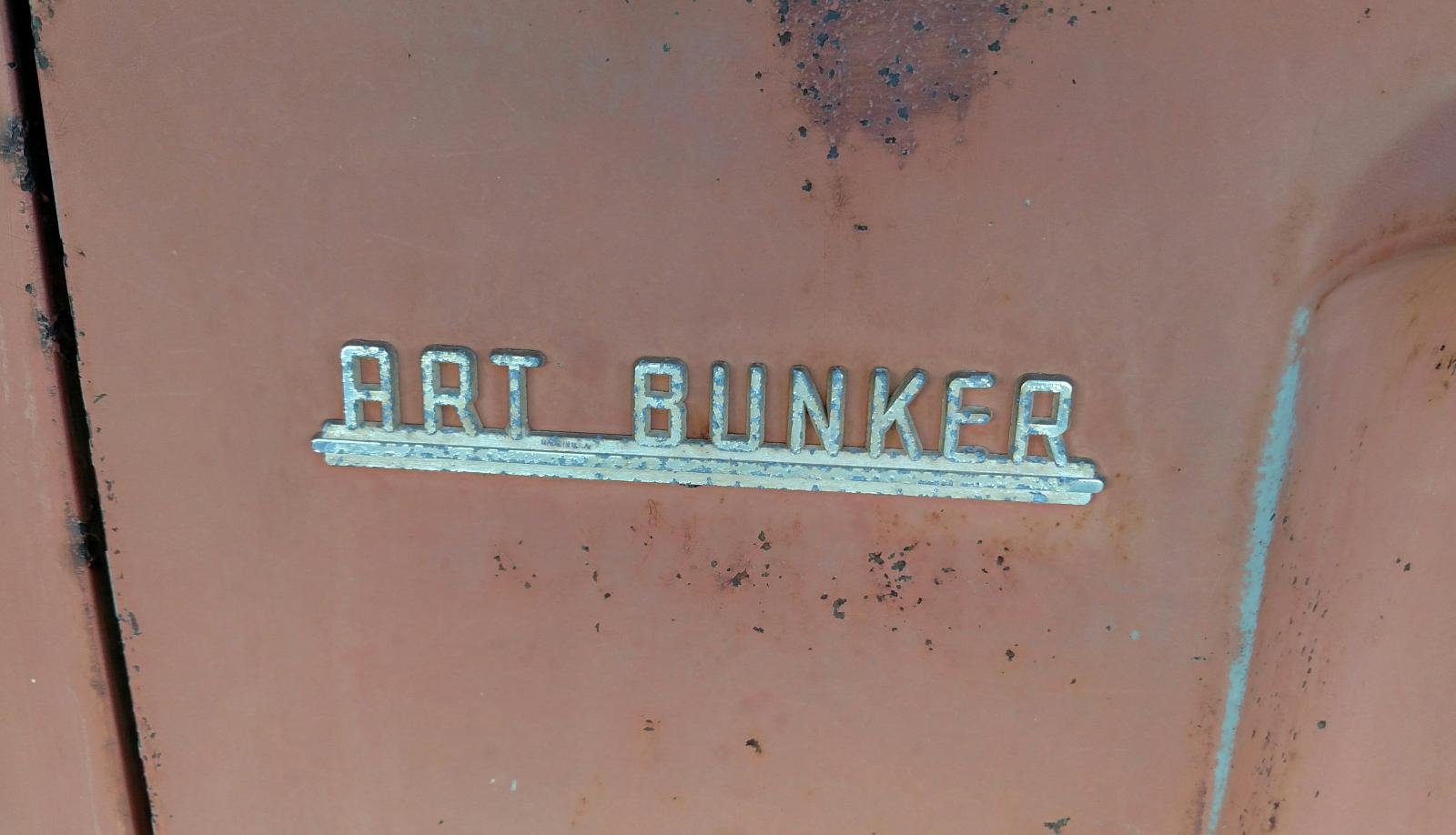 Art Bunker Badge