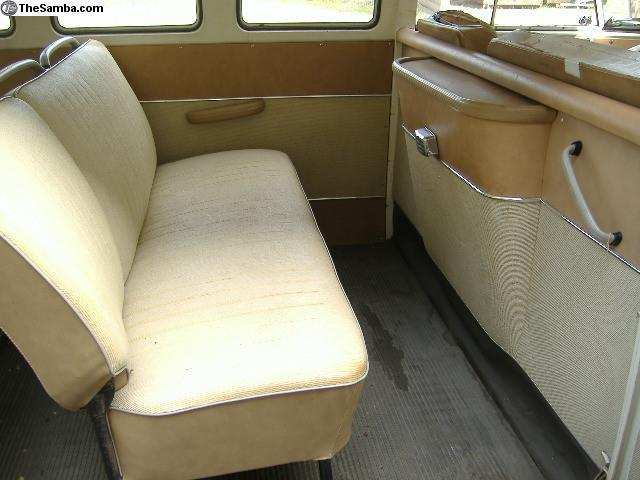 Aero Balaeric interior
