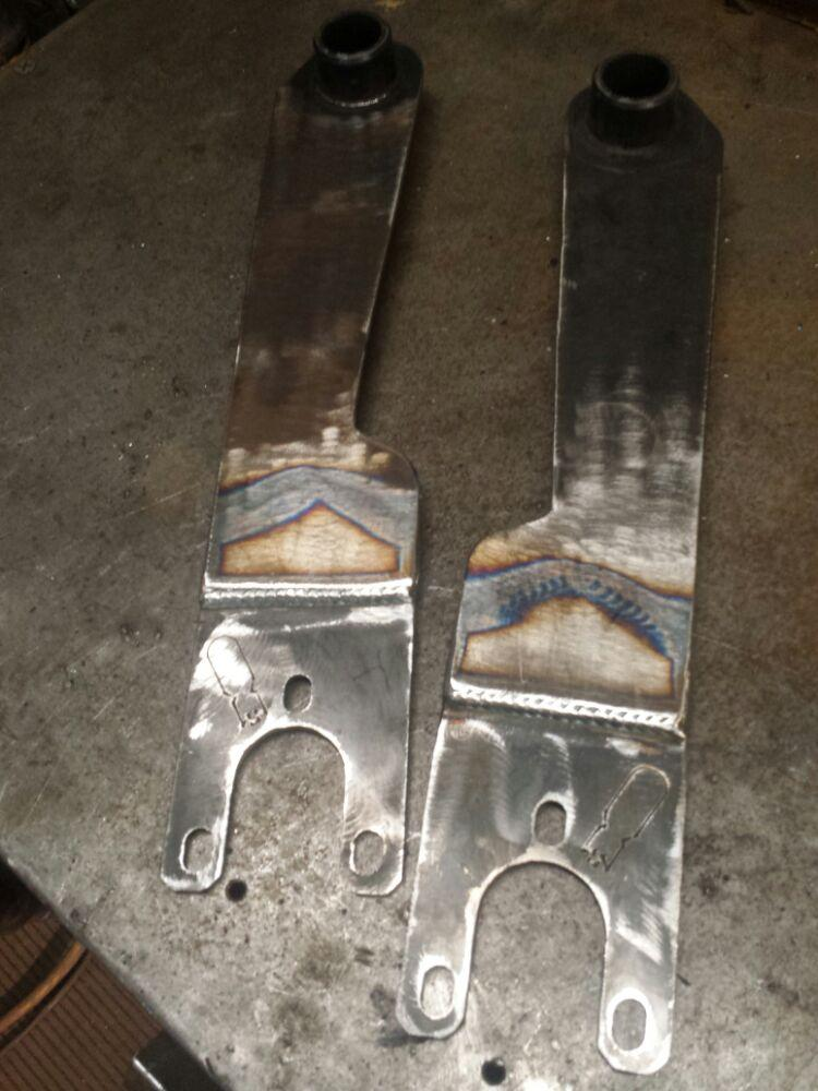 Extended Springplates