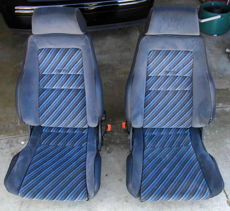1989 VW Recaro Helios