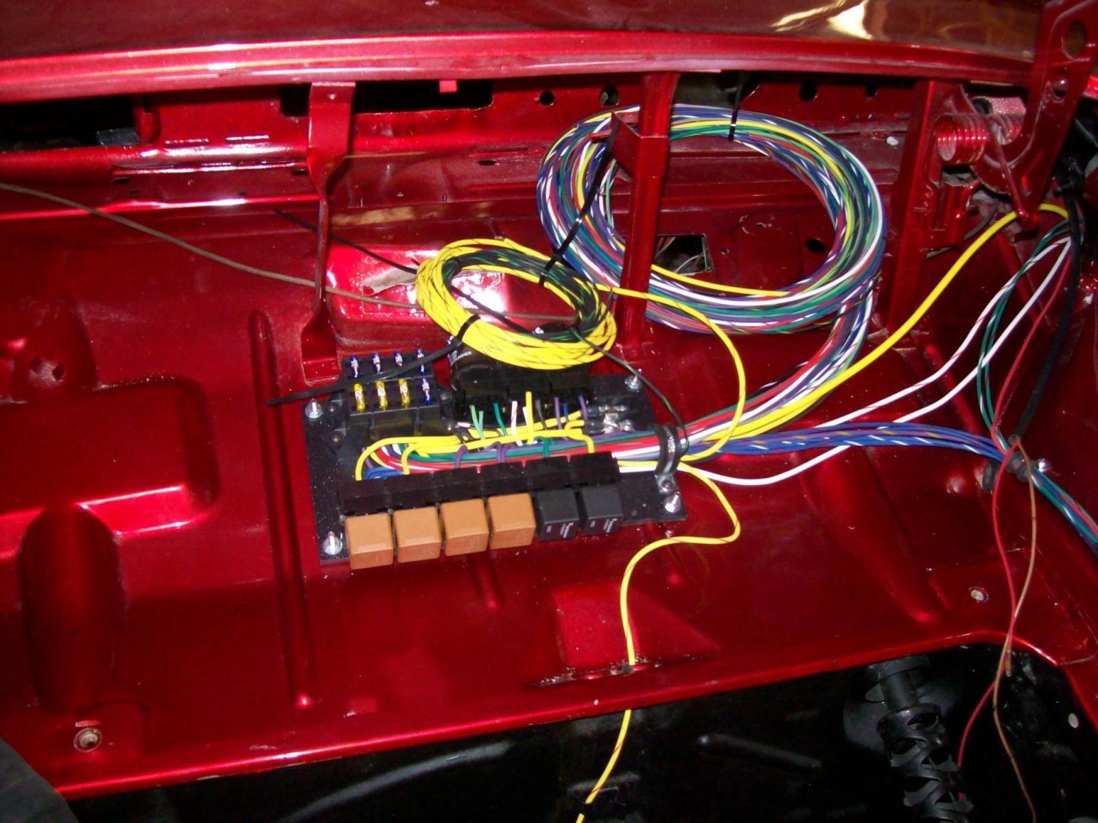 TheSamba.com :: Ghia - View topic - Modern Wiring harness ...
