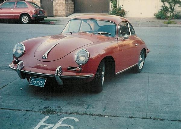 Bill Crowell's 356-T5 in better days