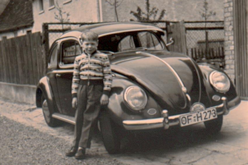 Fahrschule Urban Offenbach 1950s