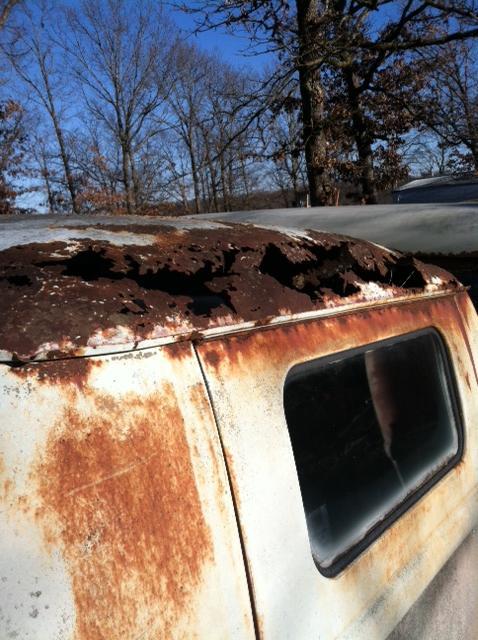 rusty 63 walkthru found