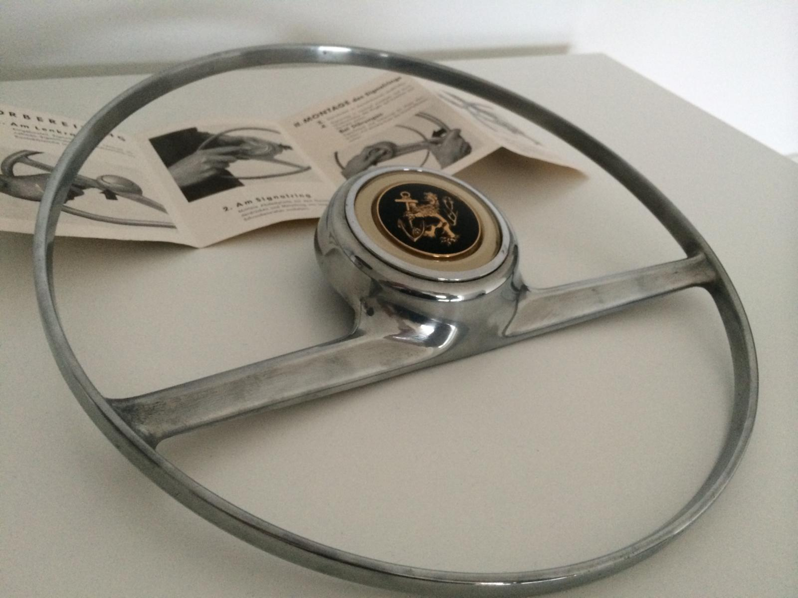 Original PETRI horn ring