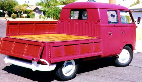 Rudy - 1960 Double Cab