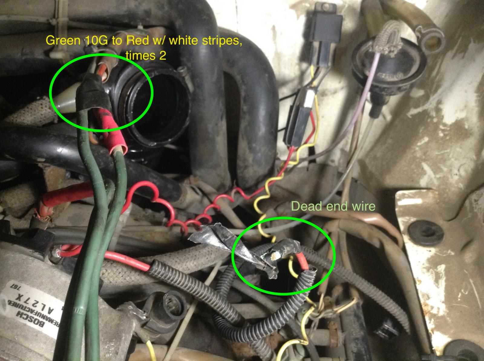 TheSamba       Vanagon     View topic     alternator       wiring
