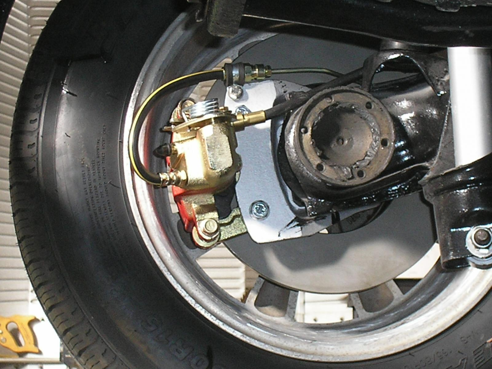 Ghia View Topic Cable Routing For Rear Disc Brakes Brake System Braking Business Photo Gallery Image May Have Been Reduced In Size Click To Fullscreen