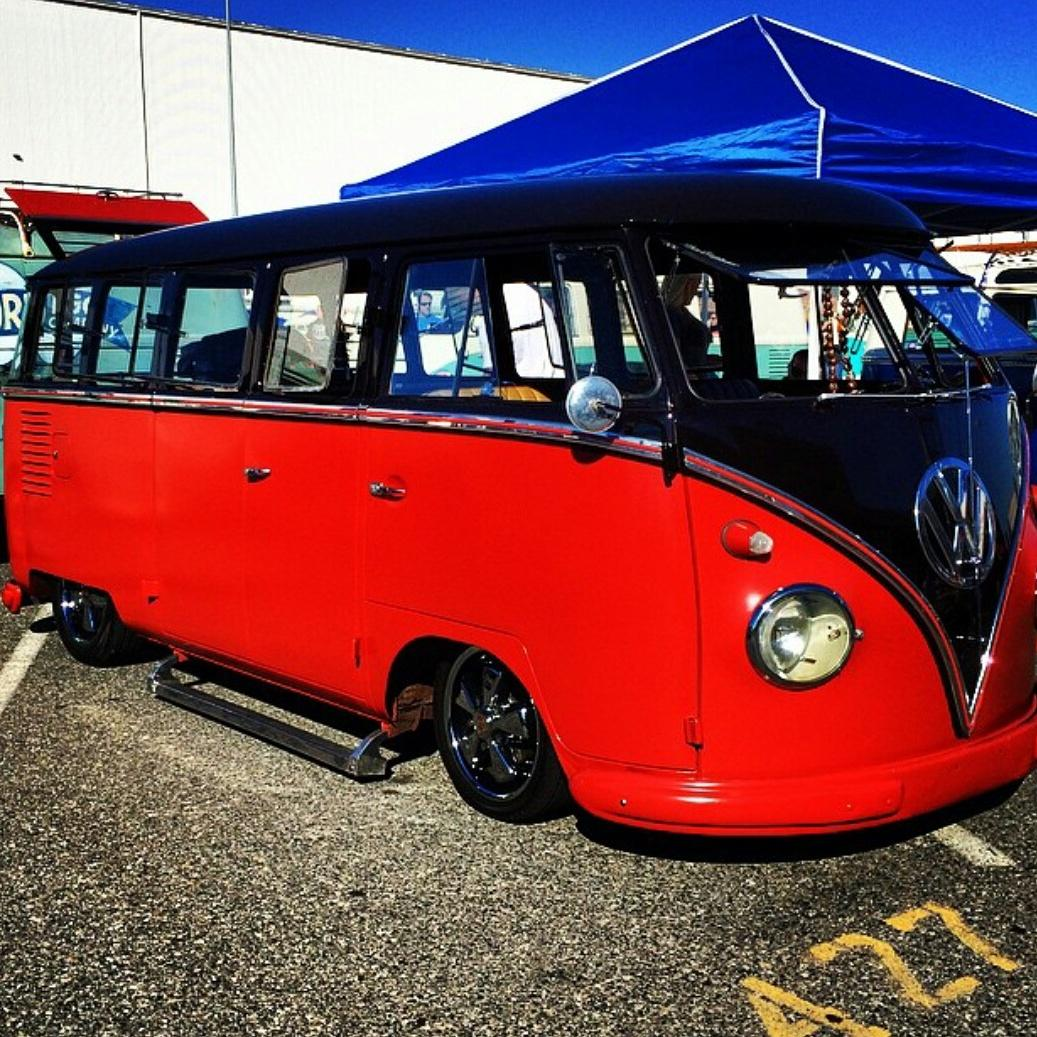 My bus at February 2015 OCTO