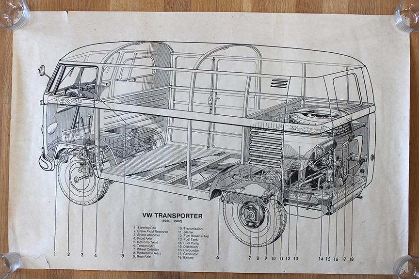 Thesamba Split Bus Barndoor View Topic Old Rhthesamba: Vw Bus Schematic At Gmaili.net