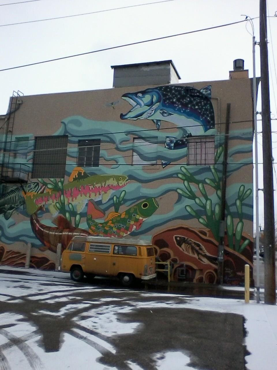 Downtown Laramie #1