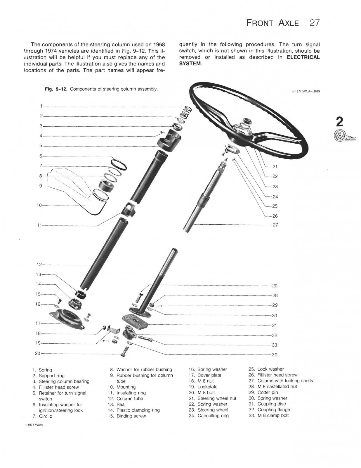 vw steering diagrams   20 wiring diagram images
