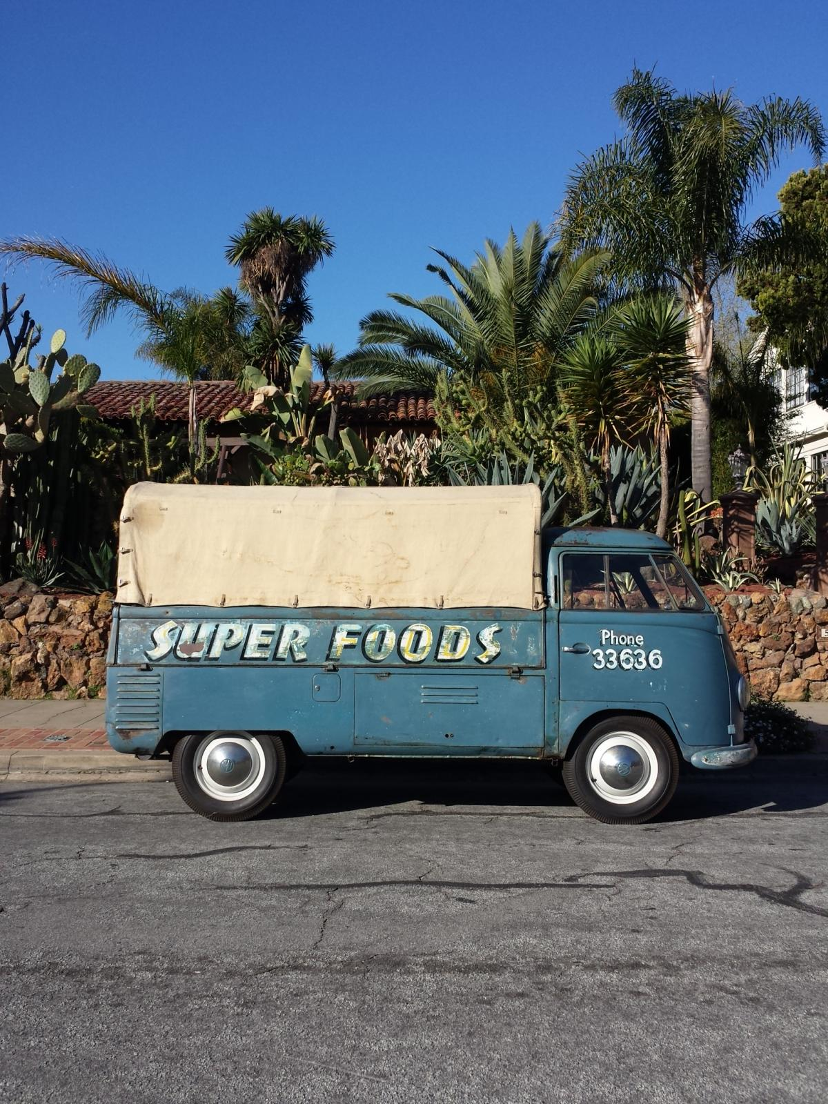 super foods got some love today!
