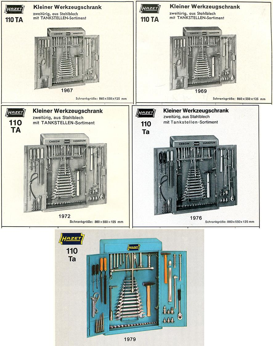 TheSamba.com :: Gallery - HAZET 110 TA collage 1967-1979