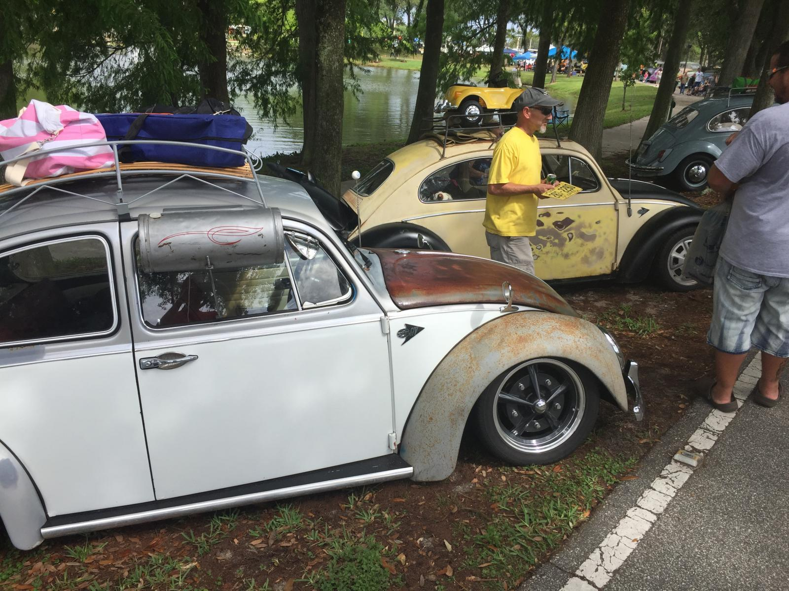 GTV Bugs at No Dough Show 2015