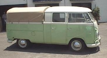 1960 Crew Cab