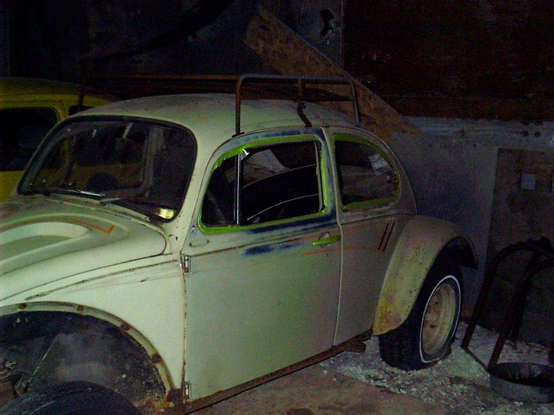My 1968 Baja Bug