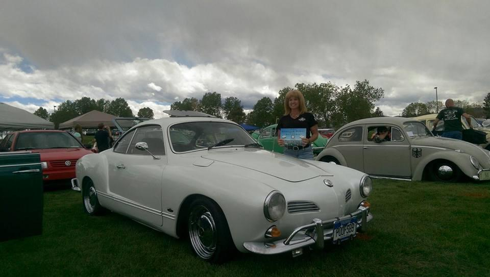 VWs On The Green 2015 Littleton Colorado