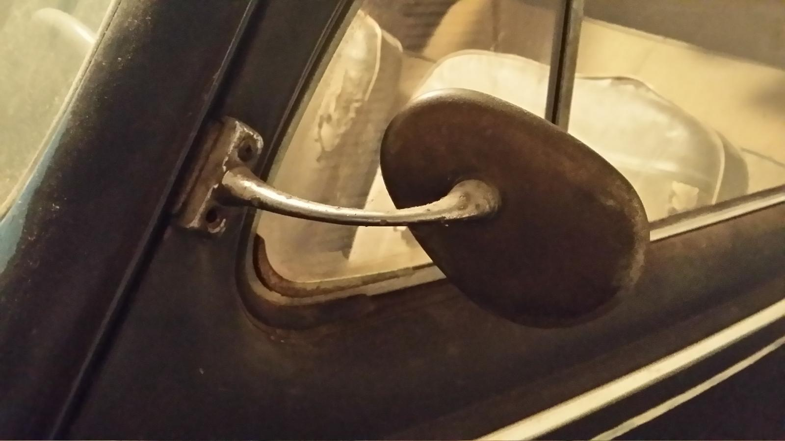 driver side mirror on my 53 oval