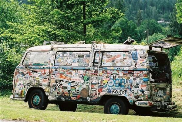 Stickerbus