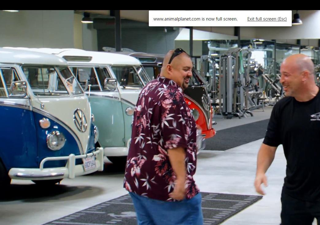 Thesambacom Split Bus View Topic Did Gabriel Iglesias Really