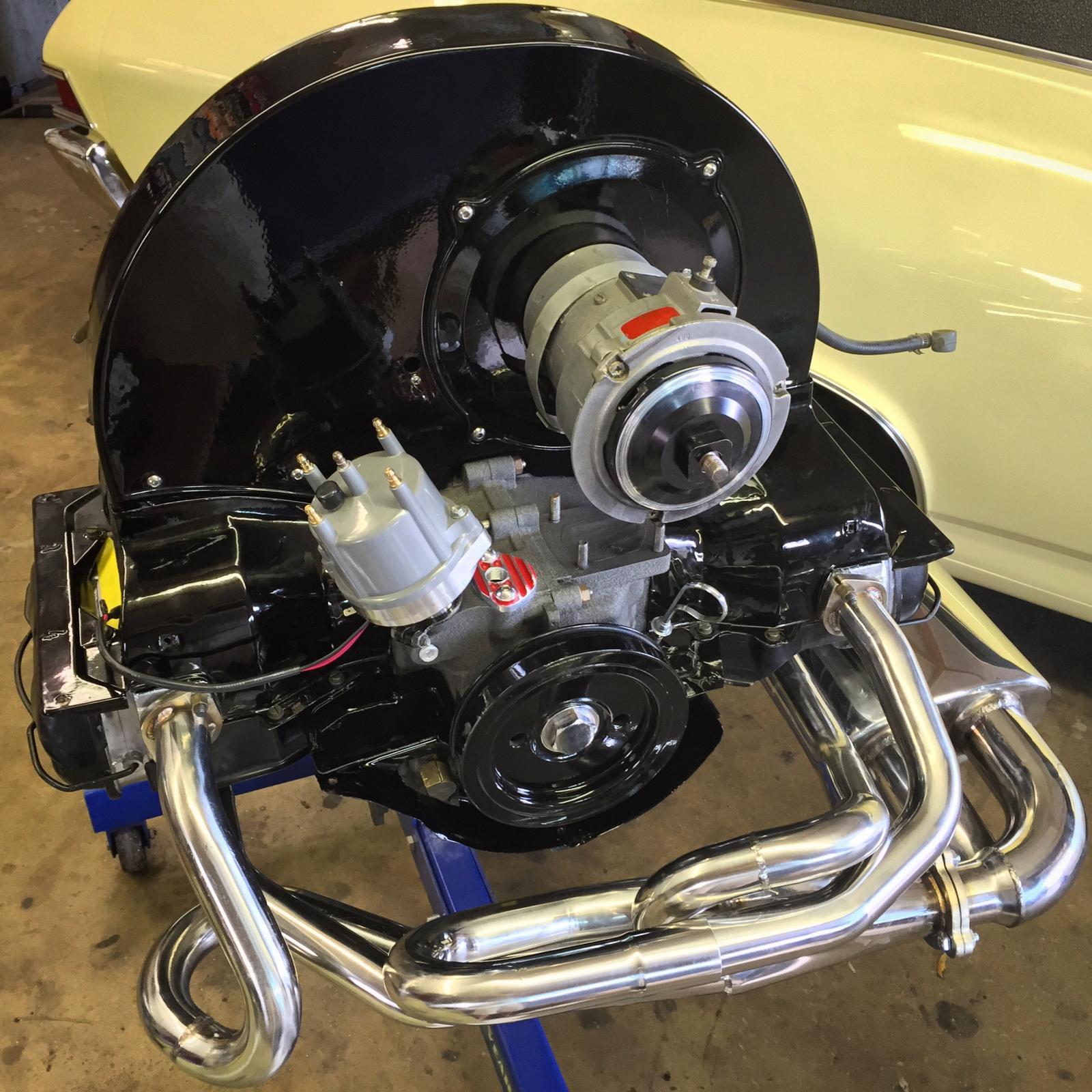 1679cc Build