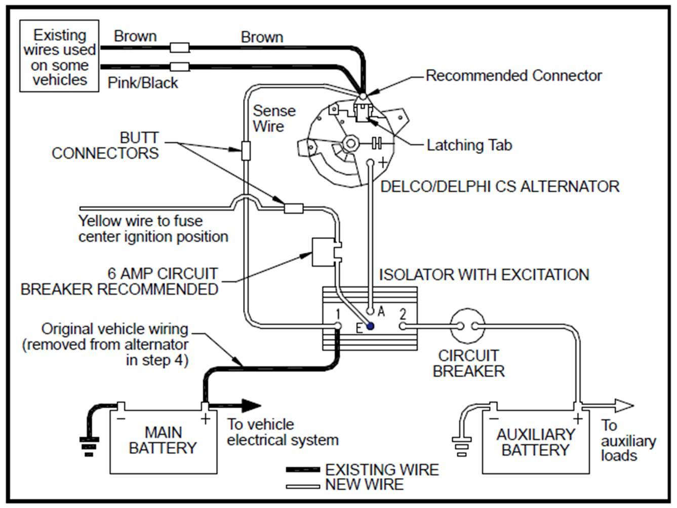 1381154 thesamba com vanagon view topic simplest auxiliary battery vanagon auxiliary battery wiring diagram at aneh.co
