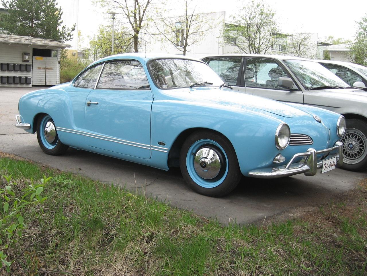 Karmann Ghia Coupe, '63