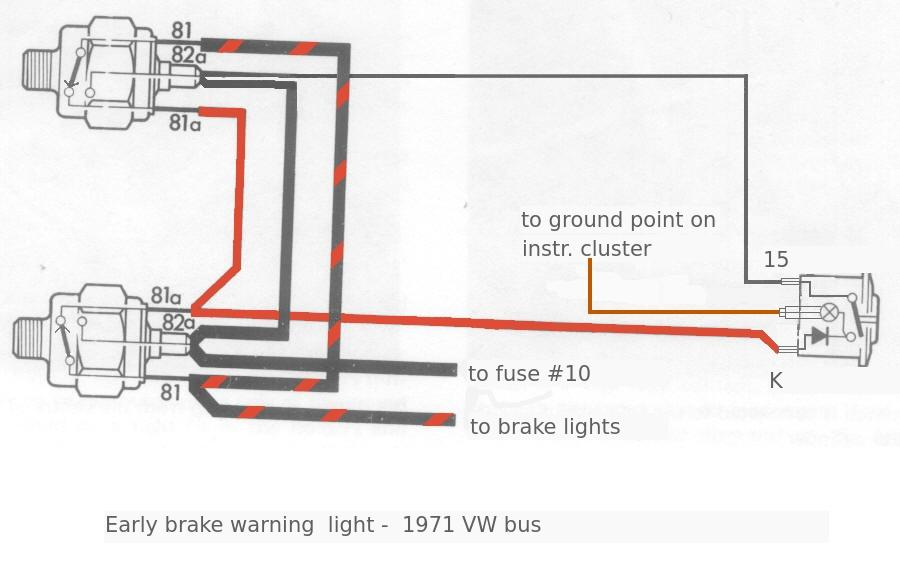 1973 vw bus wiring diagram  u2022 wiring diagram for free