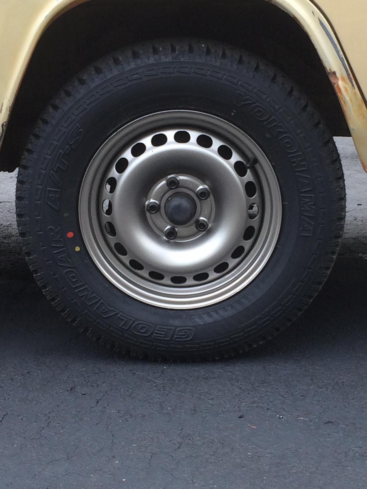 Discount Tire Tulsa >> TheSamba.com :: Bay Window Bus - View topic - Bay Bus with ...