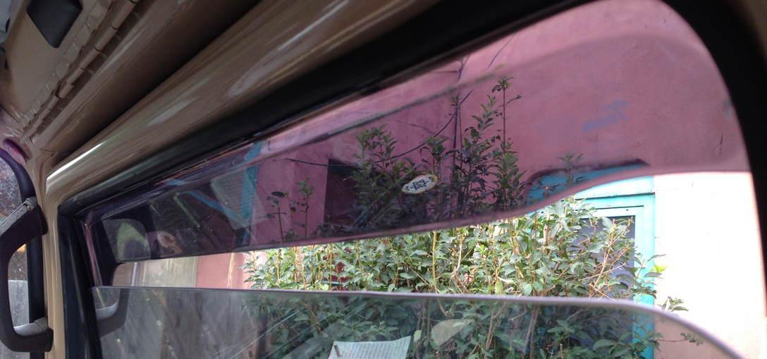 Heko front window deflectors