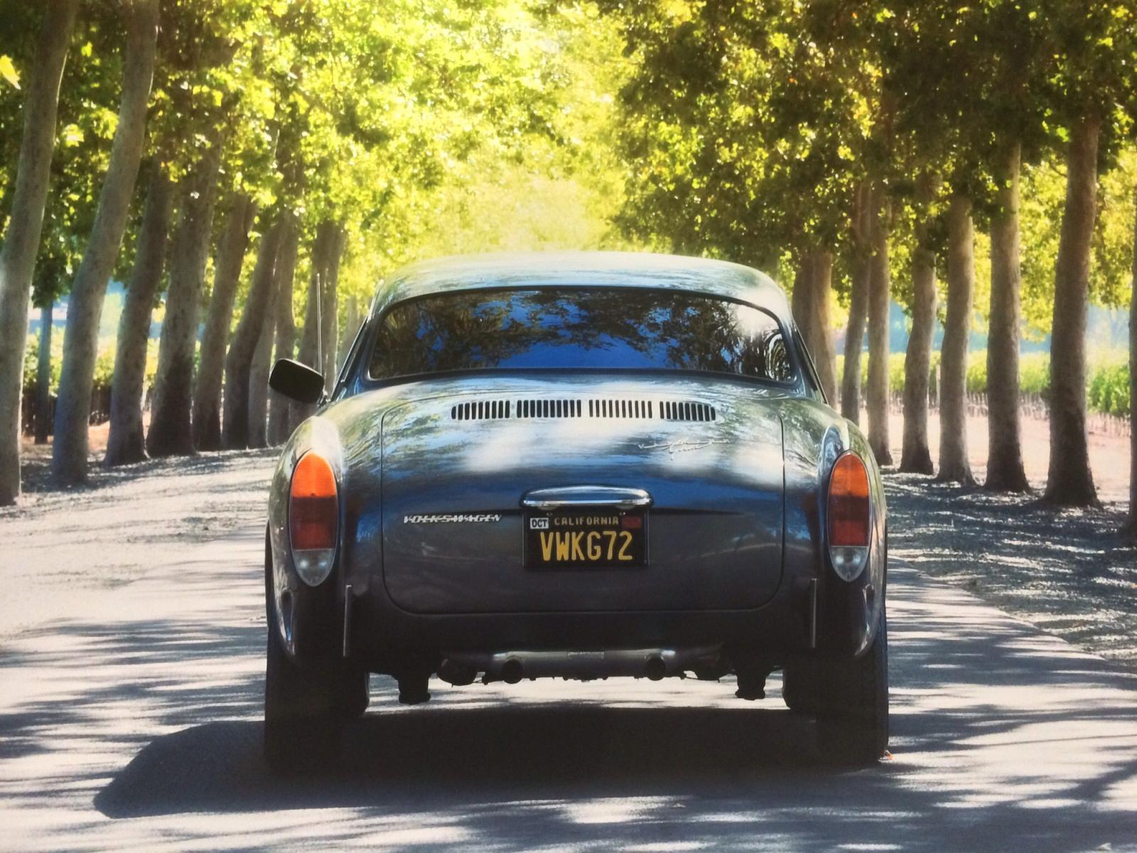 California Legacy Plates >> Thesamba Com Ghia View Topic California Legacy