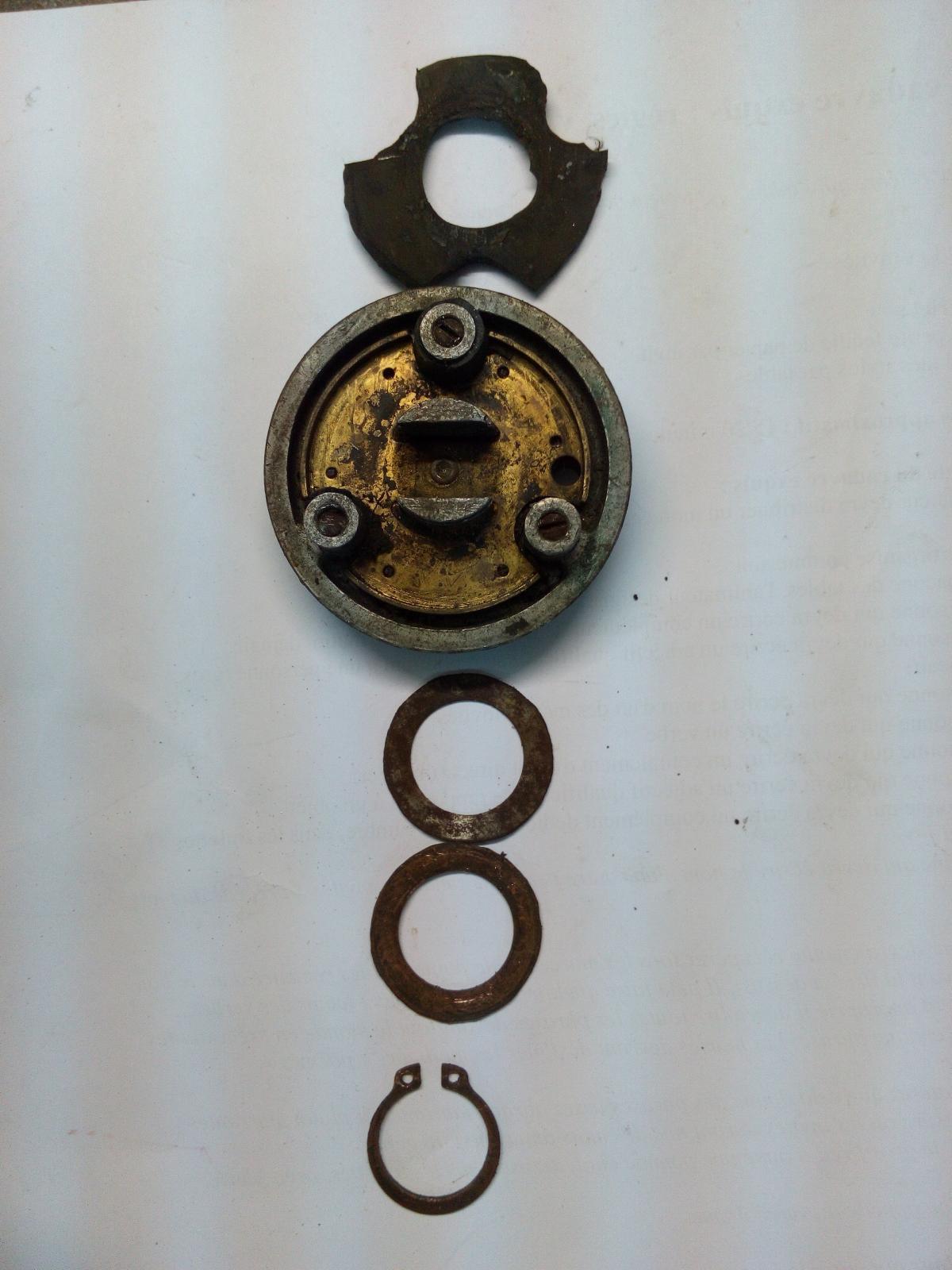 Petri horn ring Restoration